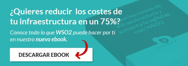 Reduce los costes de tu infraestructura y aumenta su agilidad con WSO2