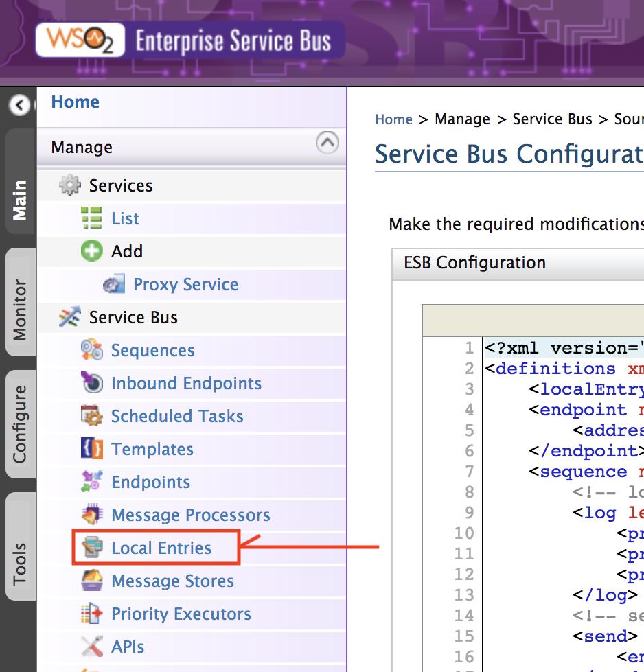 WSO2 Enterprise Service Bus
